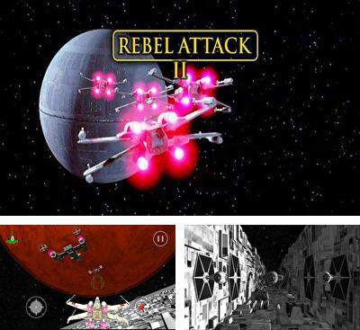 In addition to the game ZIP ZAP for Android phones and tablets, you can also download Rebel Attack 2 for free.