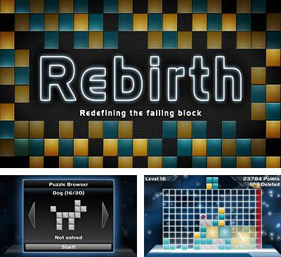 In addition to the game Galcon for Android phones and tablets, you can also download Rebirth for free.