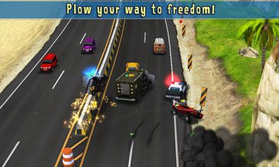 Reckless Getaway screenshot 1