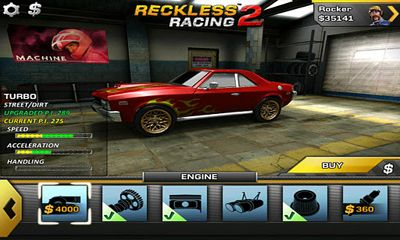 Download Reckless Racing 2 Android free game.
