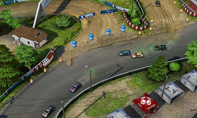 Reckless Racing 2 скриншот 5