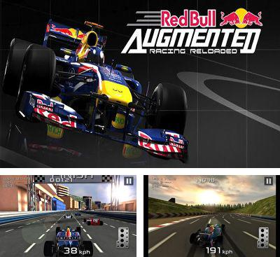 In addition to the game Red Bull X-Fighters Motocross for Android phones and tablets, you can also download Red Bull AR Reloaded for free.