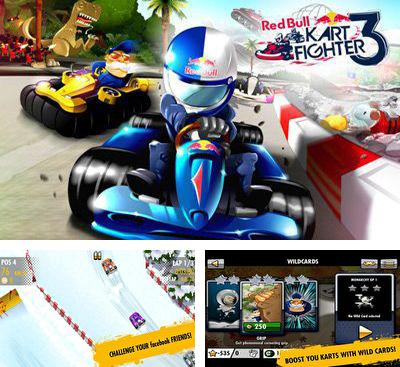 In addition to the game Frozzd for Android phones and tablets, you can also download Red Bull Kart Fighter 3 for free.