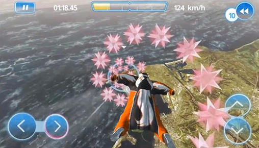 Red Bull: Wingsuit aces screenshot 3