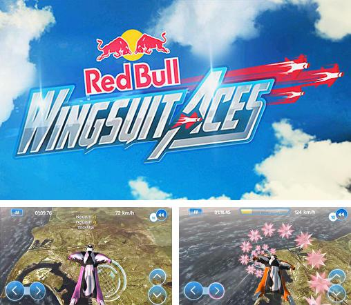 In addition to the game Wingsuit: Proximity project for Android phones and tablets, you can also download Red Bull: Wingsuit aces for free.