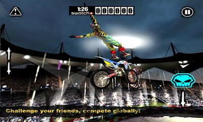 Red Bull X-Fighters 2012 screenshot 3