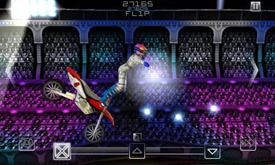 Download Red Bull X-Fighters Motocross Android free game.