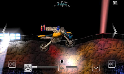 Red Bull X-Fighters Motocross скриншот 2