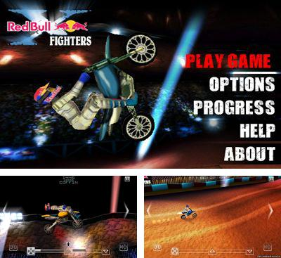 Zusätzlich zum Spiel FMX IV Pro für Android-Telefone und Tablets können Sie auch kostenlos Red Bull X-Fighters Motocross, Red Bull X-Fighters Motocross herunterladen.