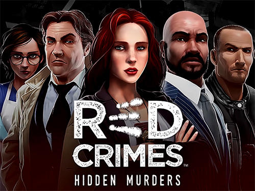 Red crimes: Hidden murders poster