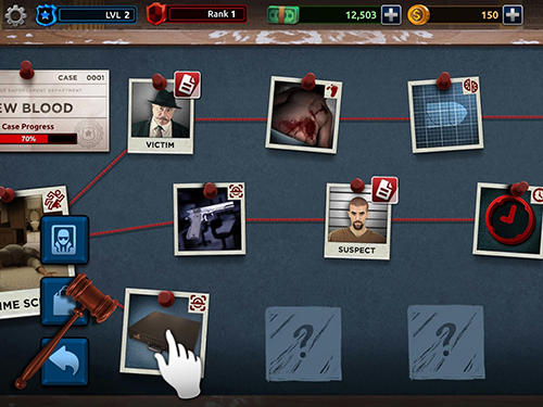 Red crimes: Hidden murders screenshot 1