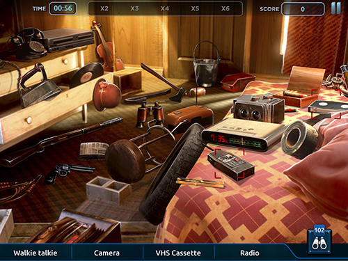 Red crimes: Hidden murders screenshot 2