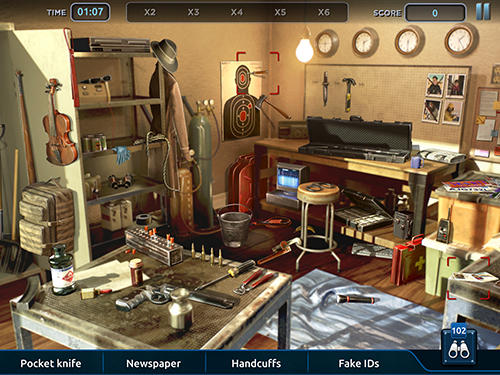 Red crimes: Hidden murders screenshot 3