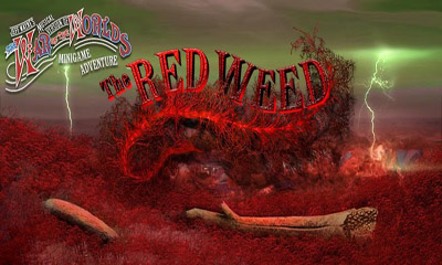 Red Weed poster
