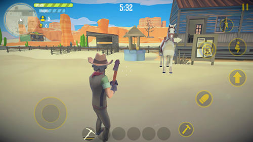 Red west royale: Practice editing картинка из игры 3