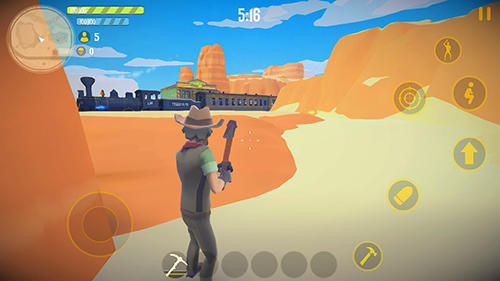 Screenshots von Red west royale: Practice editing für Android-Tablet, Smartphone.
