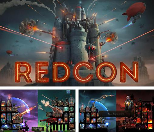 In addition to the game Robotek for Android phones and tablets, you can also download Redcon for free.