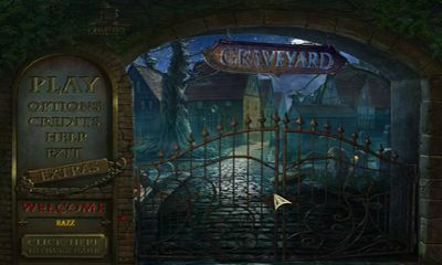 Redemption Cemetery: Curse of the Raven screenshot 1