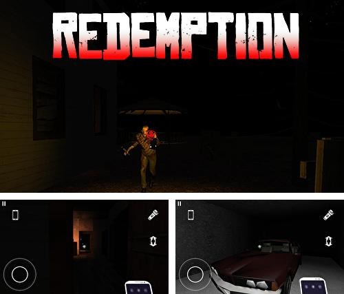 Кроме игры The fear 3: Creepy scream house horror game 2018 скачайте бесплатно Redemption: Horror game для Android телефона или планшета.