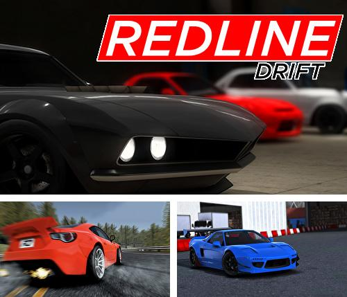 In addition to the game Drift tuner 2019 for Android phones and tablets, you can also download Redline: Drift for free.