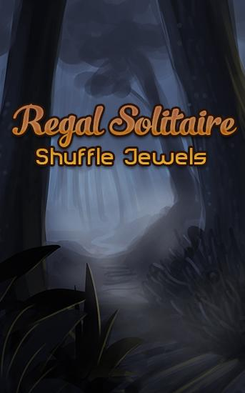 Regal solitaire: Shuffle jewels poster
