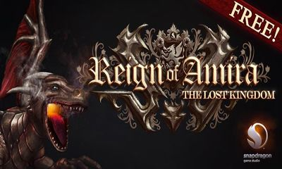 Reign of Amira The Lost Kingdom poster