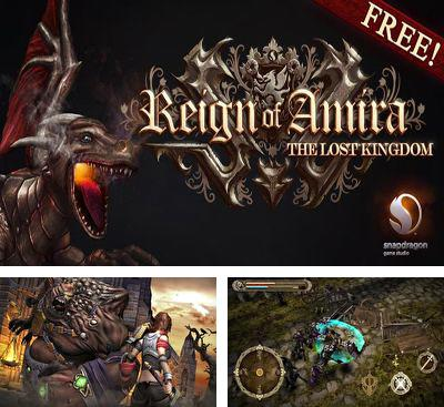 En plus du jeu Le Sang Eternel pour téléphones et tablettes Android, vous pouvez aussi télécharger gratuitement Règne d'Amira - Le Royaume Perdu, Reign of Amira The Lost Kingdom.