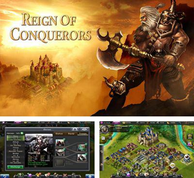 In addition to the game Chaos War for Android phones and tablets, you can also download Reign of conquerors for free.