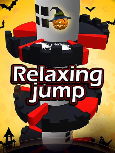 Relaxing jump poster
