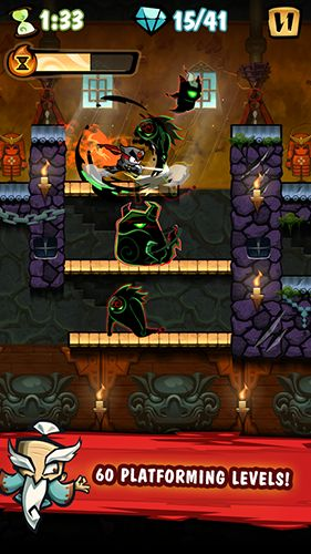 Get full version of Android apk app Release the ninja for tablet and phone.