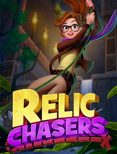 Relic chasers poster