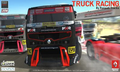 Renault Trucks Racing poster