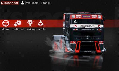 Renault Trucks Racing screenshot 1