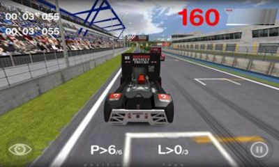 Screenshots von Renault Trucks Racing für Android-Tablet, Smartphone.