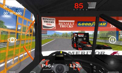 Renault Trucks Racing screenshot 5