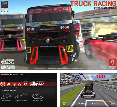 In addition to the game Monster truck destruction for Android phones and tablets, you can also download Renault Trucks Racing for free.