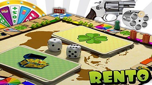 Rento: Dice board game online poster