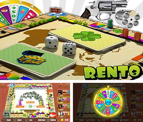 Rento: Dice board game online