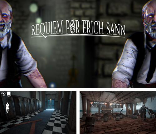 Requiem for Erich Sann: An scary puzzle horror game