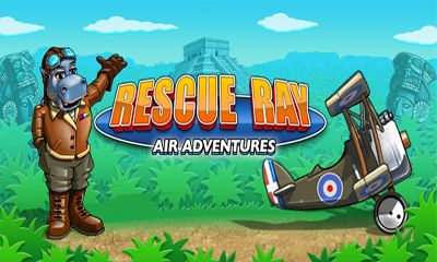 Rescue Ray poster