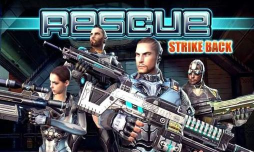 Rescue: Strike back poster