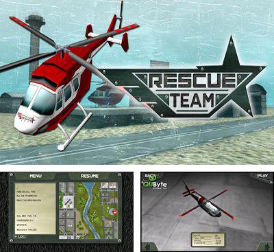 In addition to the game South Surfer for Android phones and tablets, you can also download Rescue Team for free.