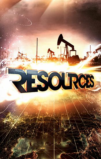 Resources game