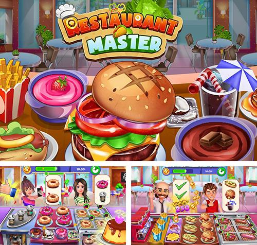 Restaurant master: Kitchen chef cooking game