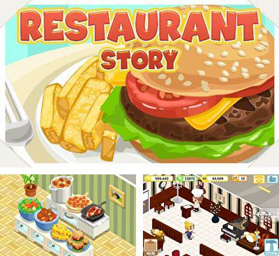 In addition to the game Nightclub Story for Android phones and tablets, you can also download Restaurant Story for free.