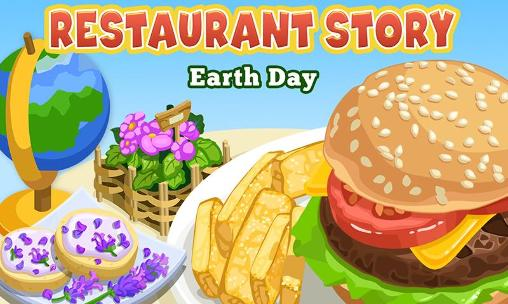 Restaurant story: Earth day poster