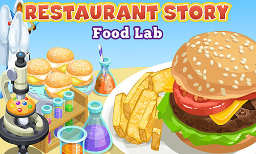 Restaurant story: Food lab