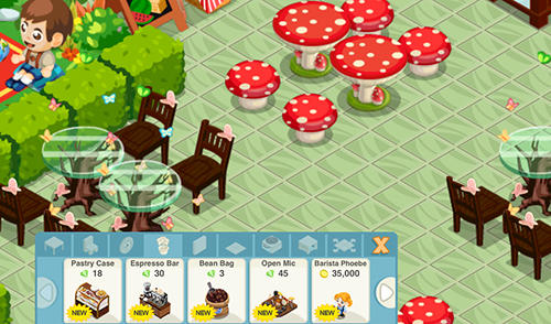 Download Restaurant story: Founders Android free game.