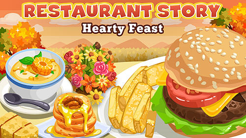 Restaurant story: Hearty feast poster