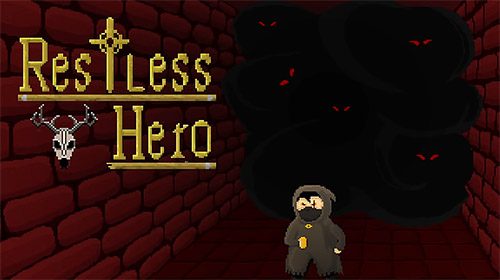 Restless hero: Pixel art dungeon adventure обложка